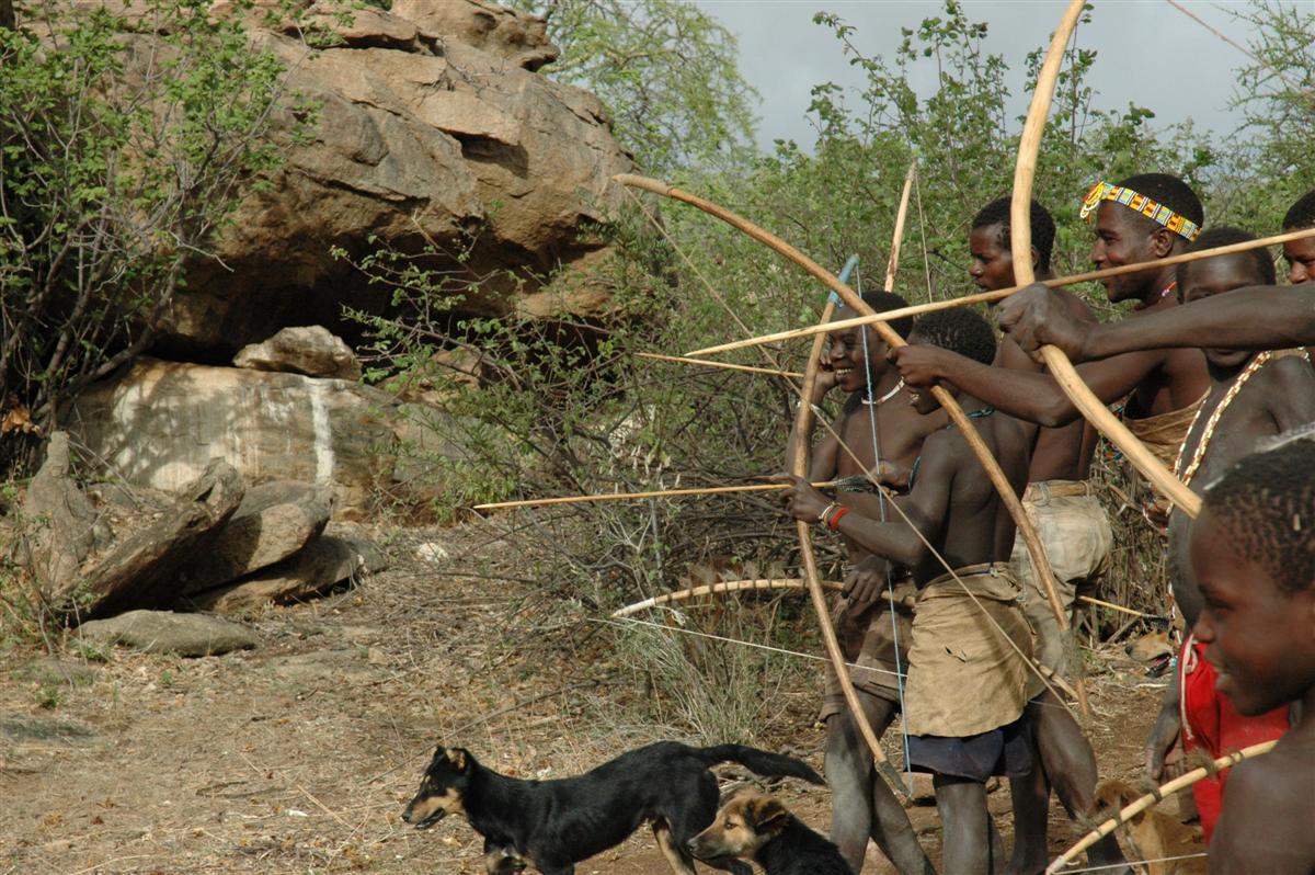 Rondreizen Tanzania - Een dagje meelopen met de Hadza.
