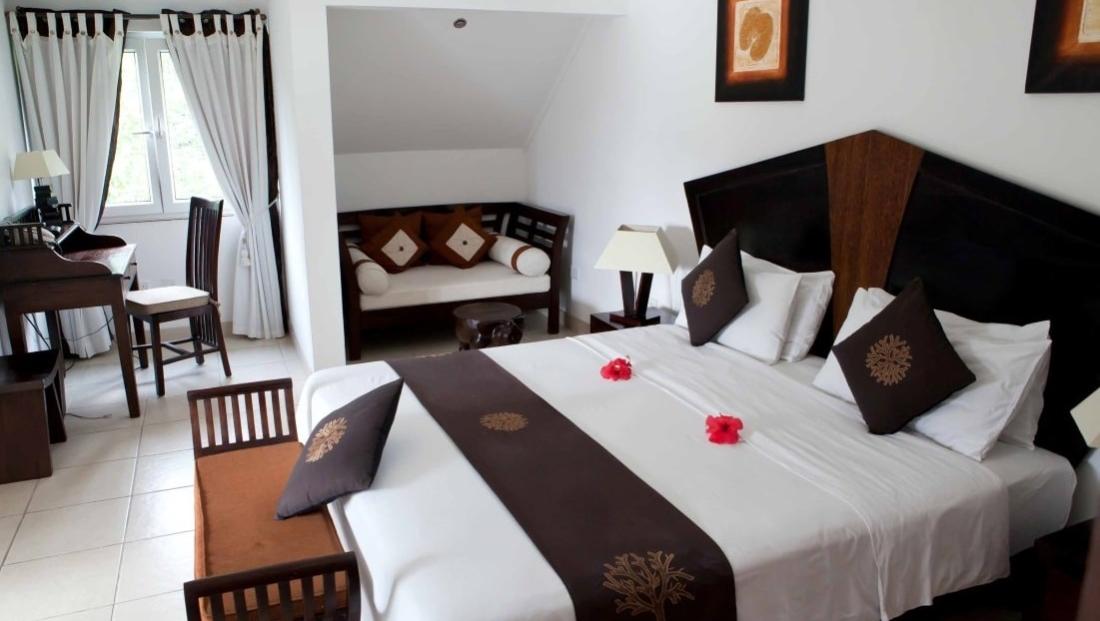 Hanneman Holiday Residence - hotelkamer