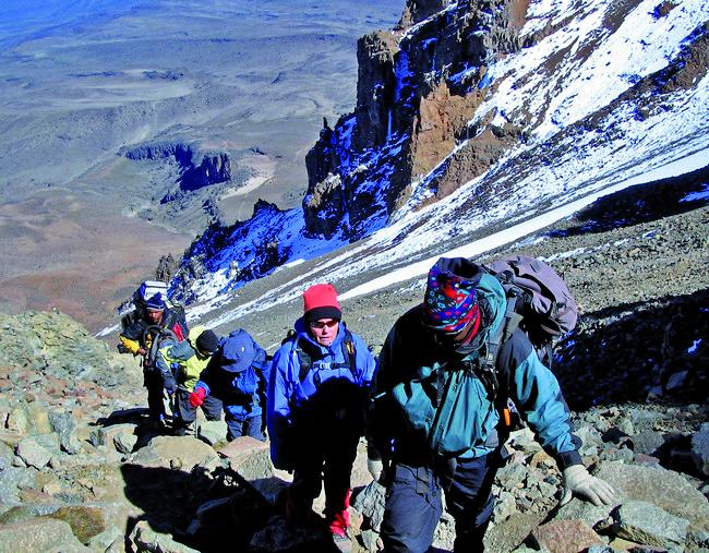 Kilimanjaro - bergtocht