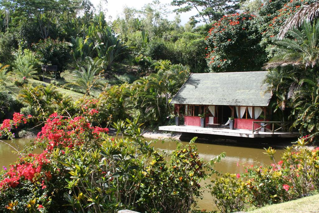 Lakaz Chamarel - Meer en tuin