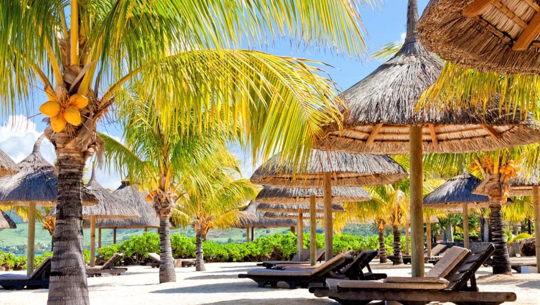 Strand Mauritius bedden