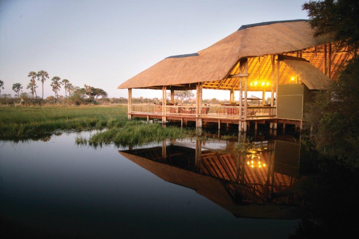 Huwelijksreizen Botswana: Soms is een korte reis met enkele bijzondere bestemmingen precies wat men zoekt.