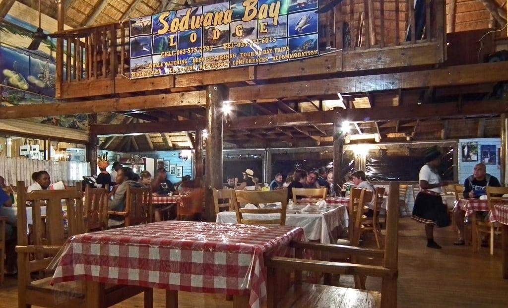 Restaurant Sodwana Bay