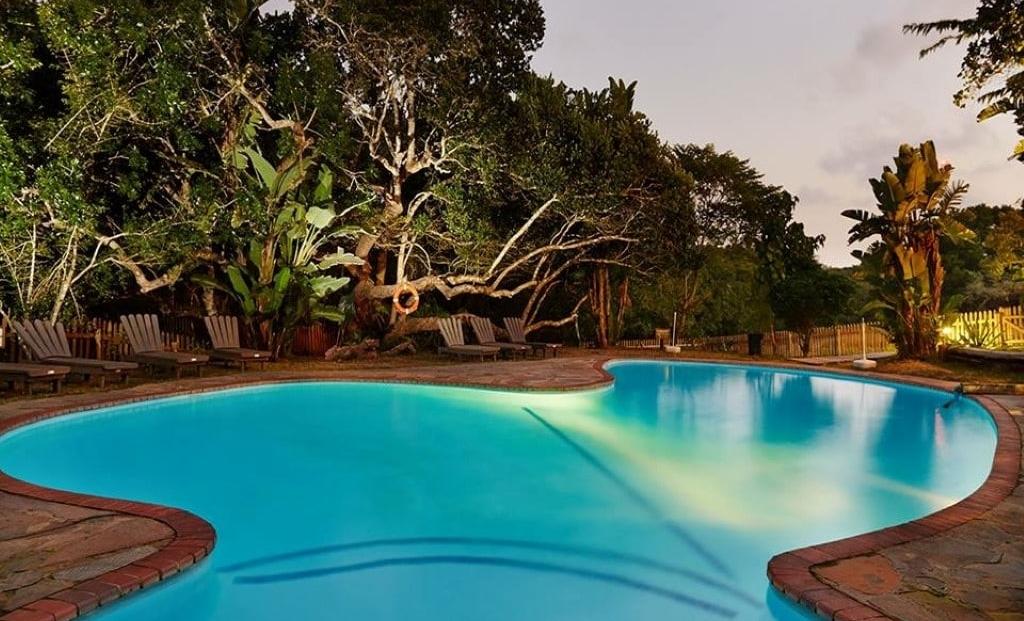 Zwembad Sodwana Bay