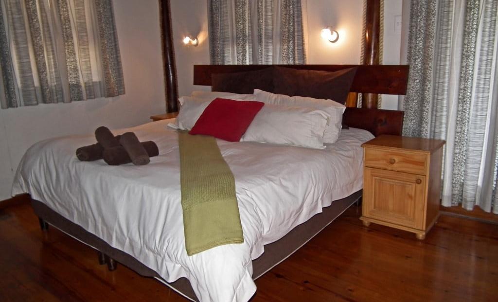 Hotelkamer Sodwana Bay 2