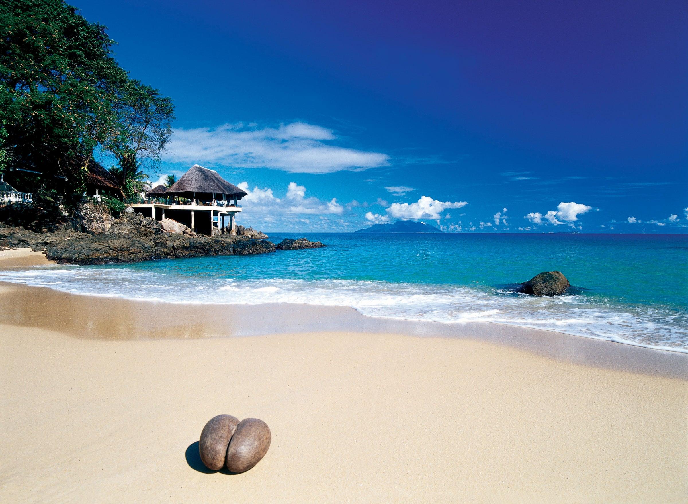 Rondreizen Zuid-Afrika Seychellen - Strand Sunset Beach Hotel, het hele jaar goed strandweer