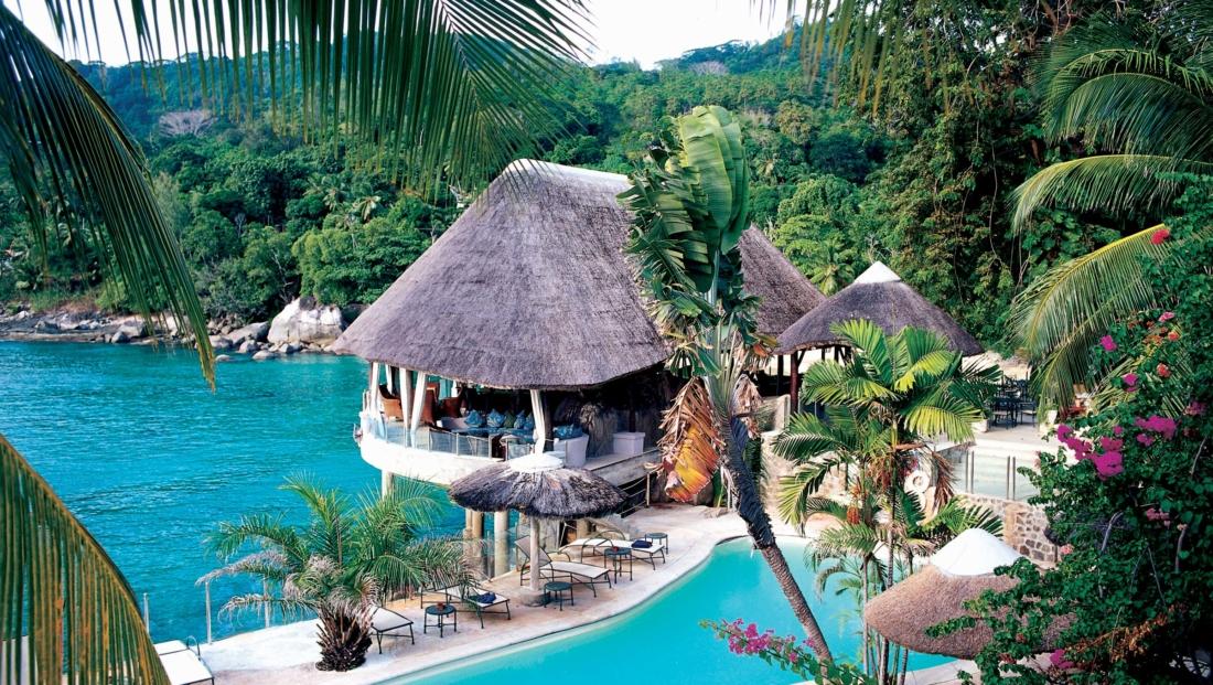 Sunset Beach Hotel - zwembad
