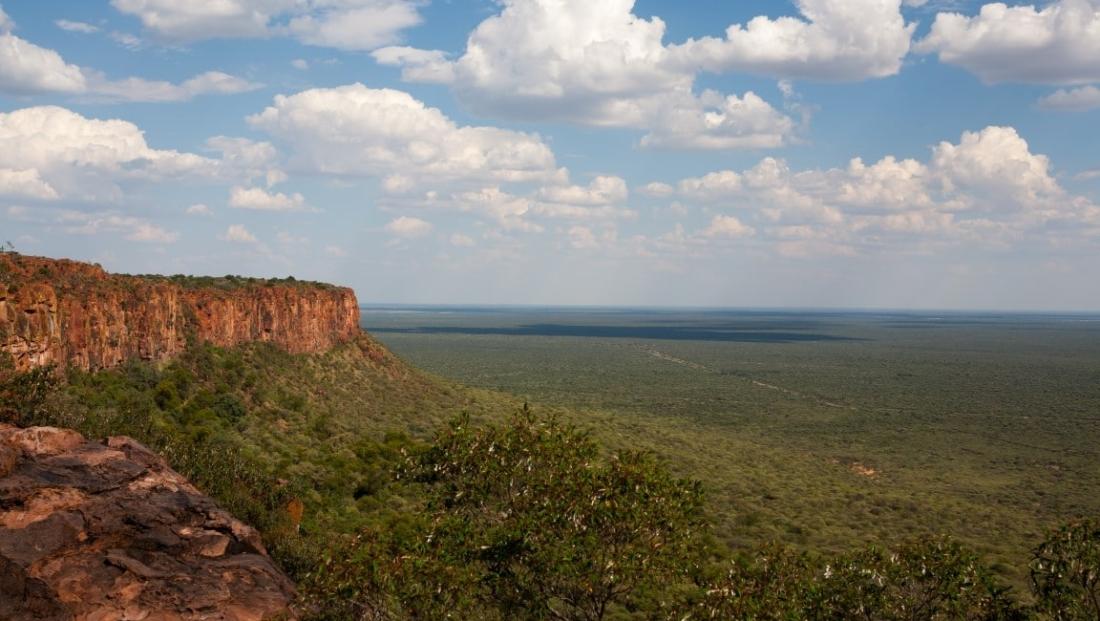 Waterberg National Park - Savanne