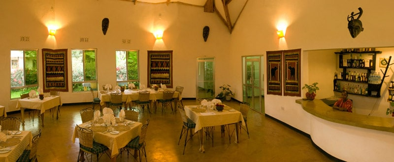 Country Lodge - restaurant