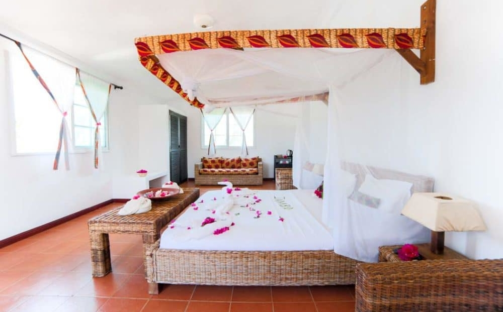Dongwe Ocean View - hotelkamer