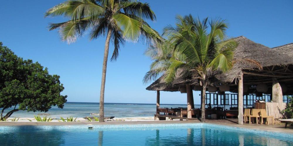 Dongwe Ocean View - zwembad