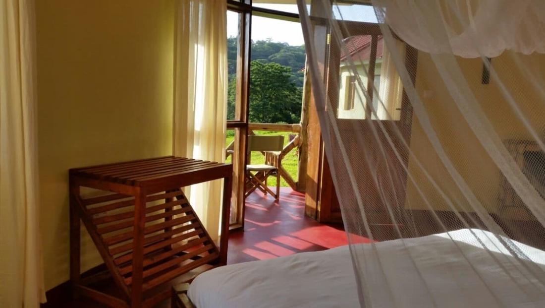 Hhando Coffee Lodge - slaapkamer