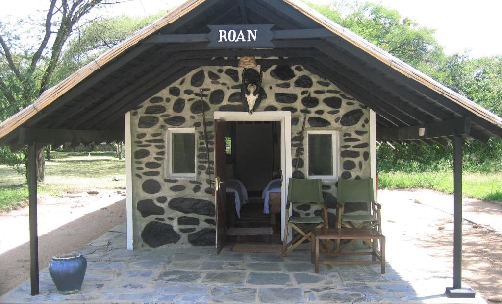Kijereshi Tented Camp - huisje
