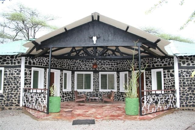 Kijereshi Tented Camp