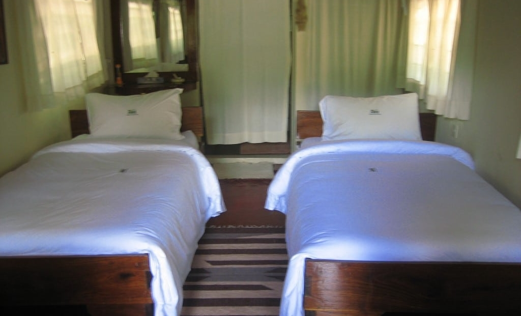 Kijereshi Tented Camp - slaapkamer