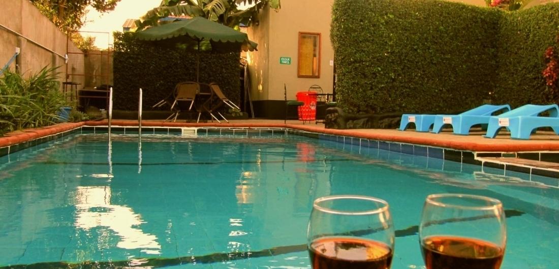 Korona House - zwembad