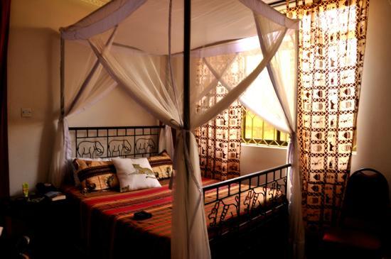 Korona House - slaapkamer