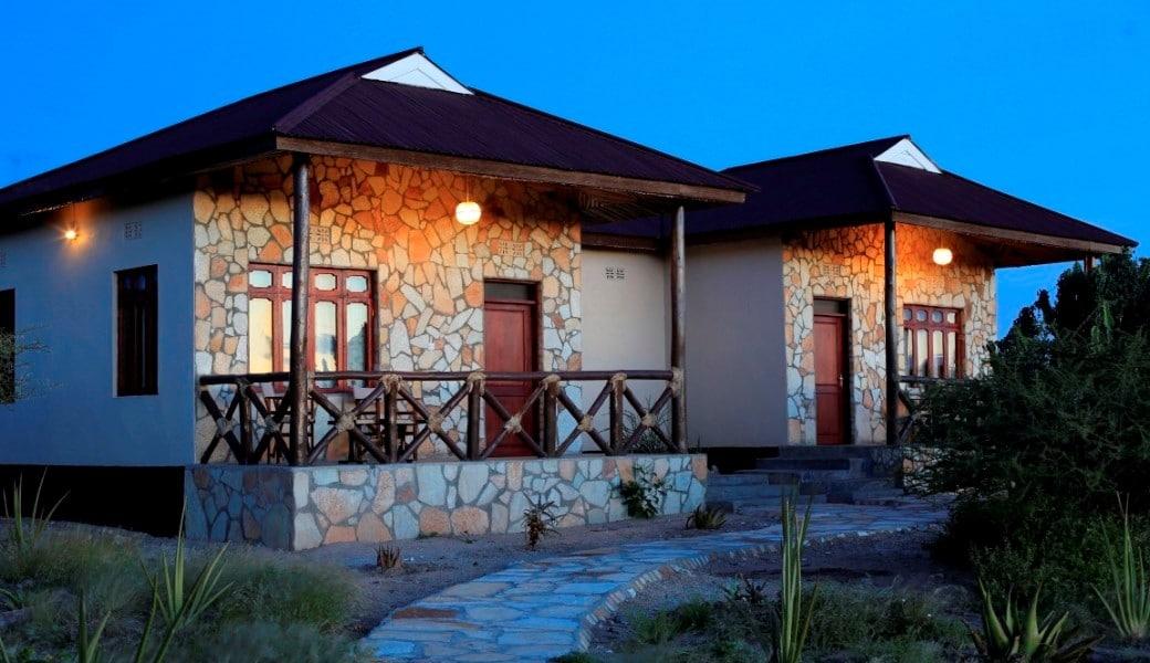 Lake Eyasi Safari Lodge - huisjes