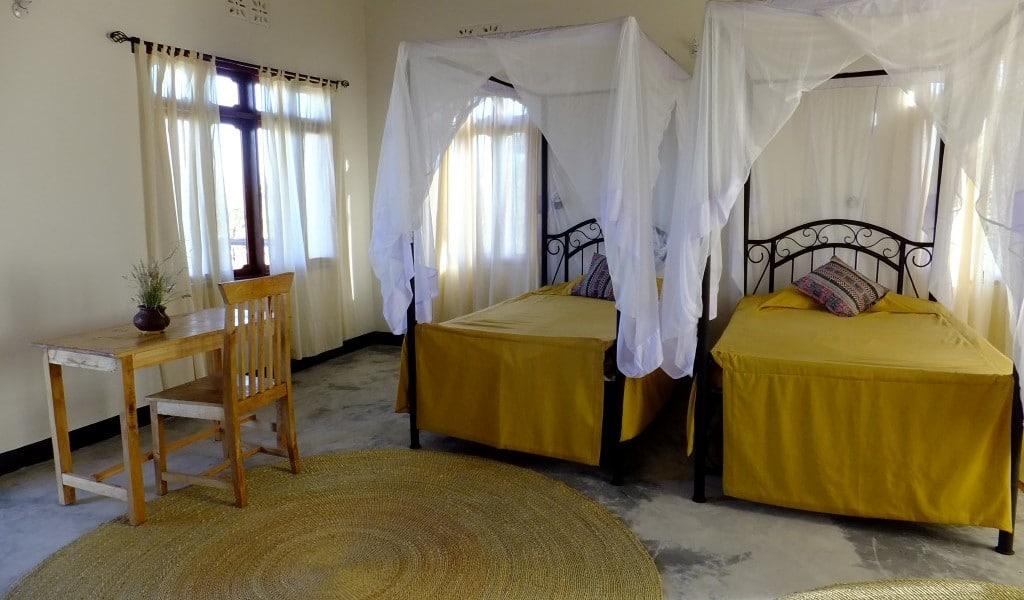 Lake Eyasi Safari Lodge - slaapkamer
