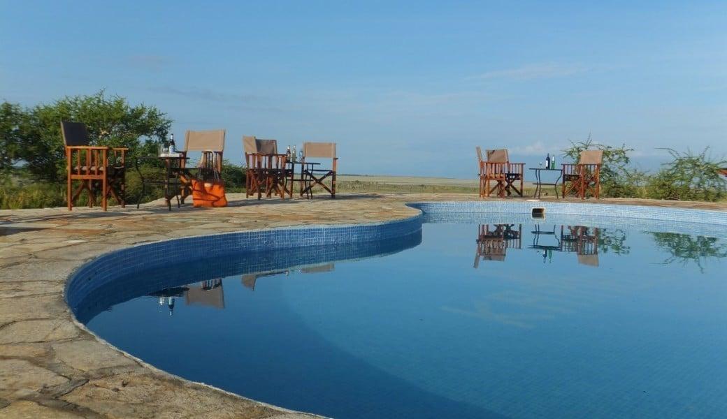 Lake Eyasi Safari Lodge - zwembad