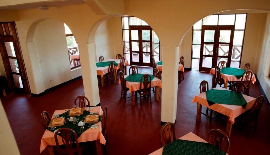 Lake Eyasi Safari Lodge - restaurant
