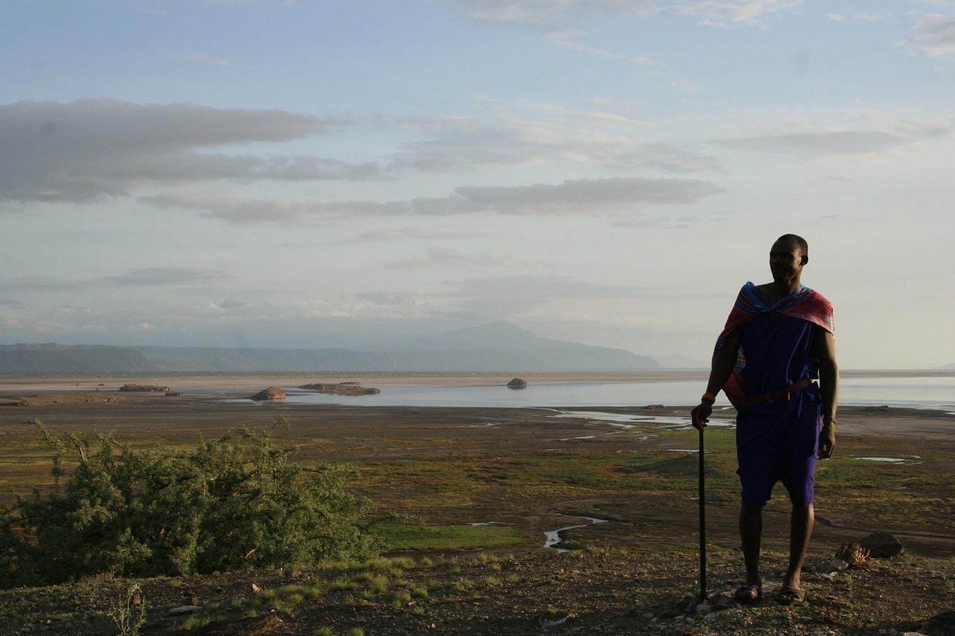 Actie & Avontuur reizen Afrika - Wandeling met Maasai gids Lake Natron, Tanzania