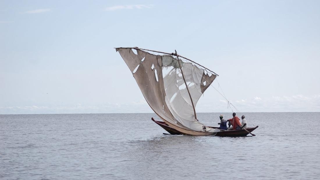 Lake Victoria - vissersboot