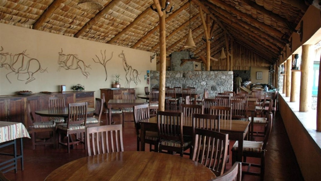 Ndutu Safari Lodge - restaurant