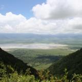 Rondreizen Tanzania - Ngorongoro Krater