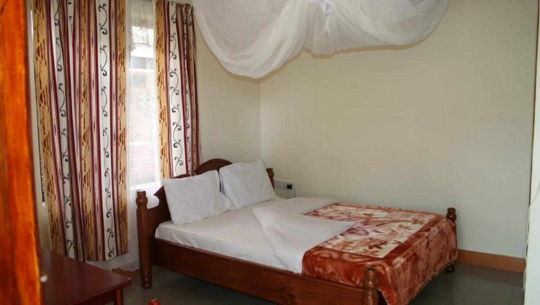 Twiga Camp - slaapkamer