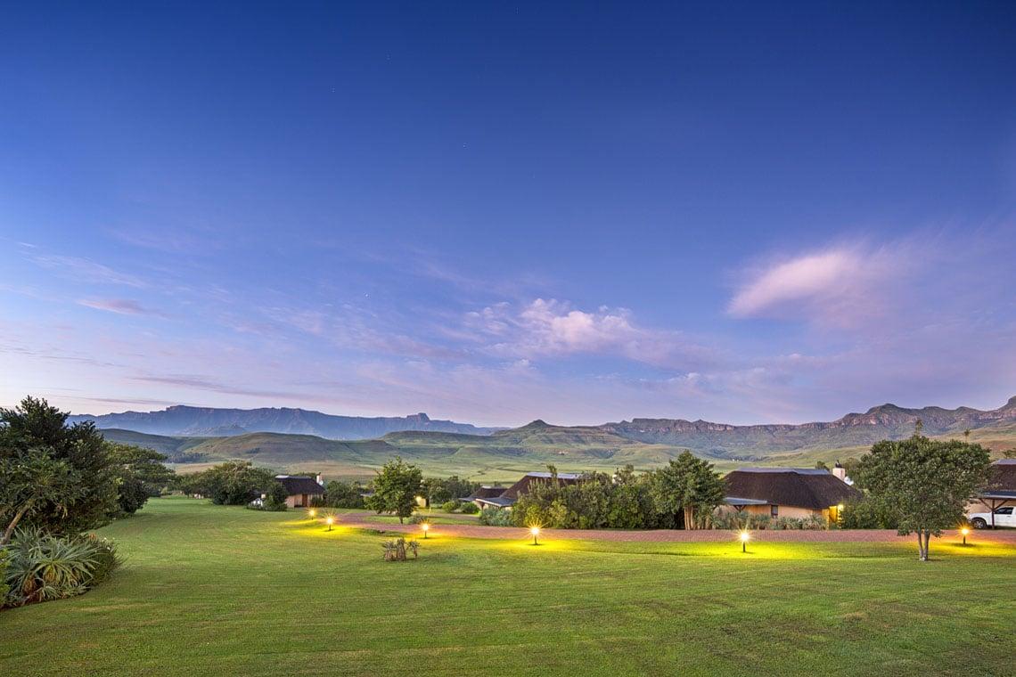 """""""Must-sees"""" in Zuid-Afrika 1 - Bekende Hoogtepunten Drakensbergen Montusi"""