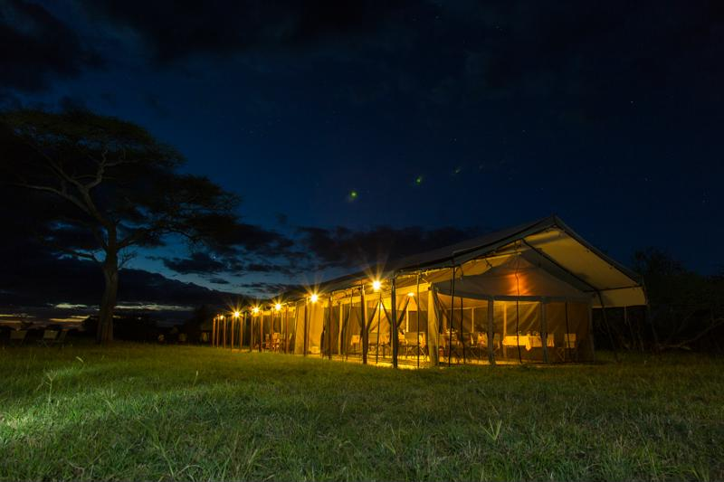 Thorn Tree Tented Camp - restaurant