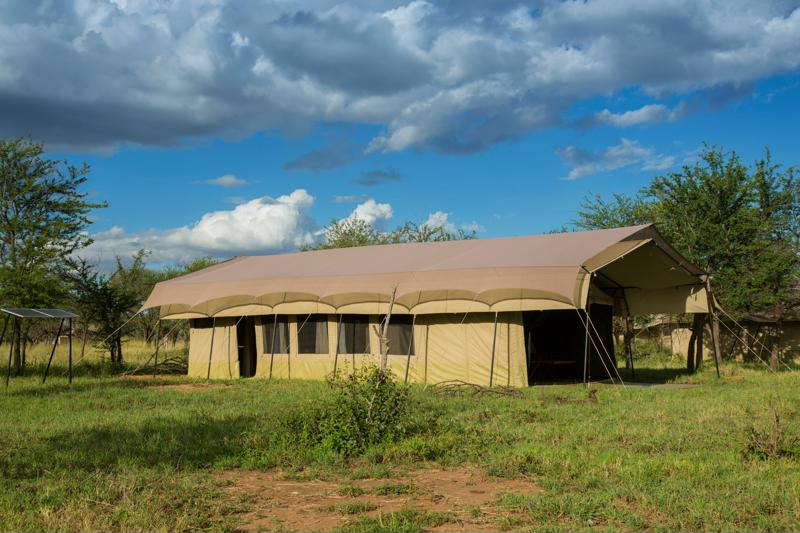 Thorn Tree Tented Camp - tent