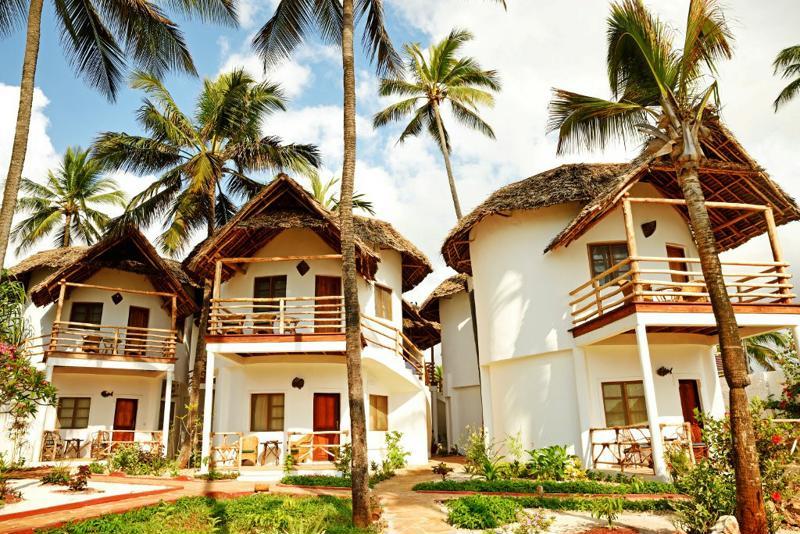 Villa Kiva - huisjes
