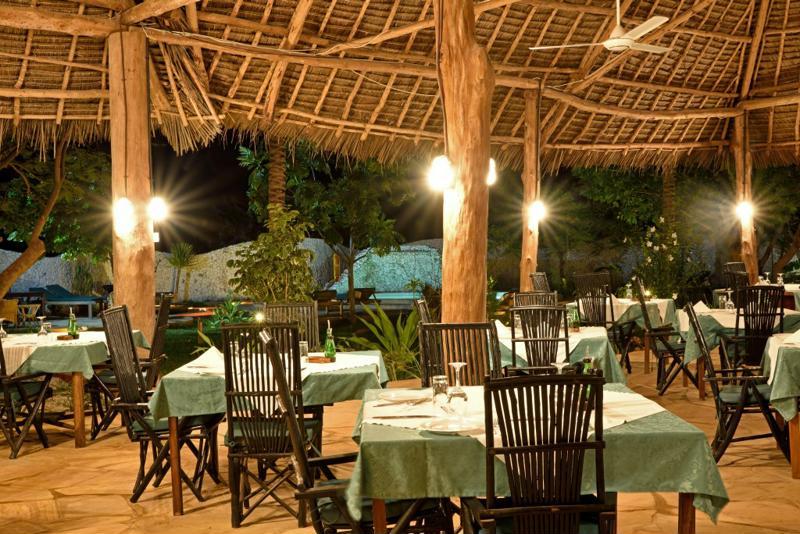 Villa Kiva - restaurant