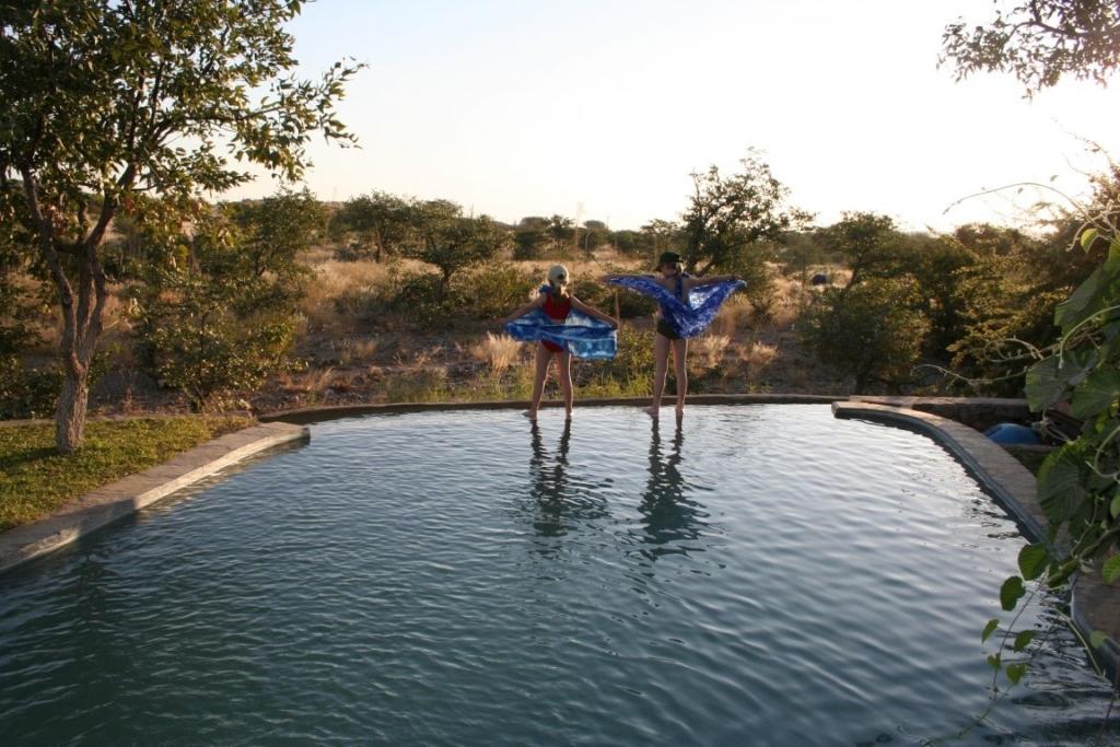 Reizen met kinderen, Krugerpark, Zuid-Afrika