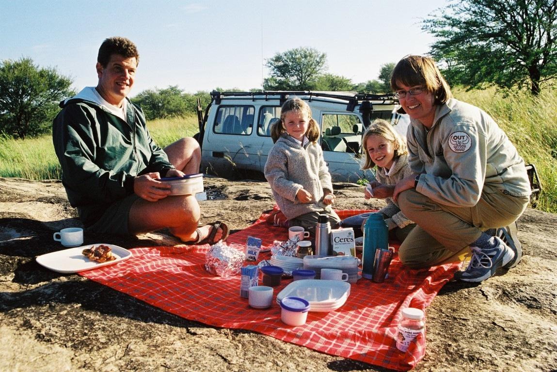 Kindvriendelijke reizen Zuid-Afrika: Een dagje er op uit in de natuur.