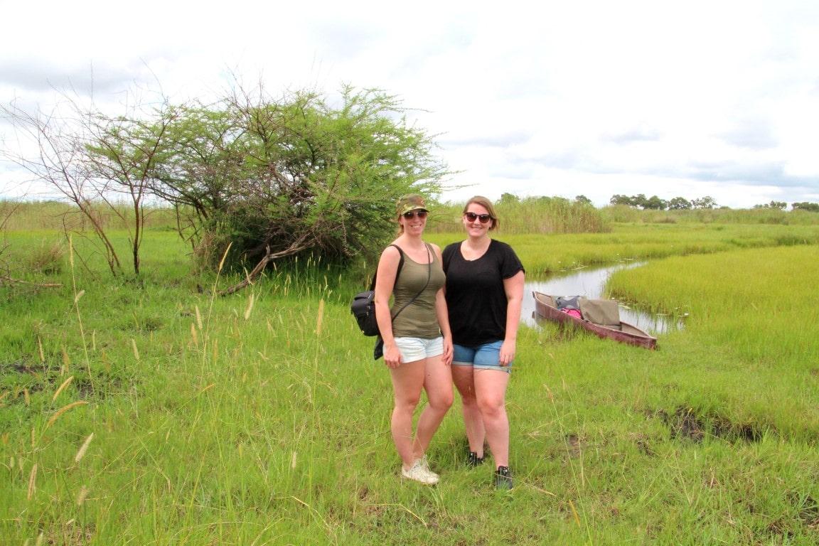 Mokoro tocht, Okavango Delta, Botswana - Op vakantie naar Botswana? Dit moet je gezien hebben!