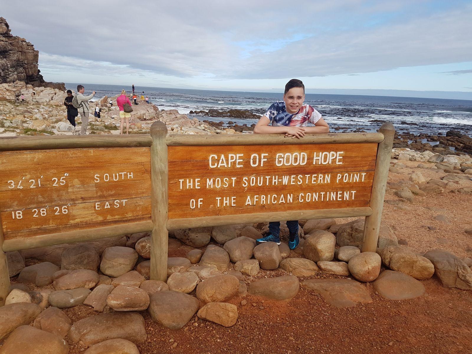 Een kindvriendelijke vakantie in Zuid-Afrika - kinderen, Kaap de Goede Hoop, Kaapstad, Zuid Afrika