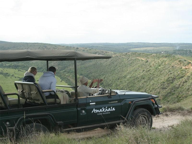 Amakhala Game Reserve, Zuid-Afrika - Wildparken in Zuid-Afrika