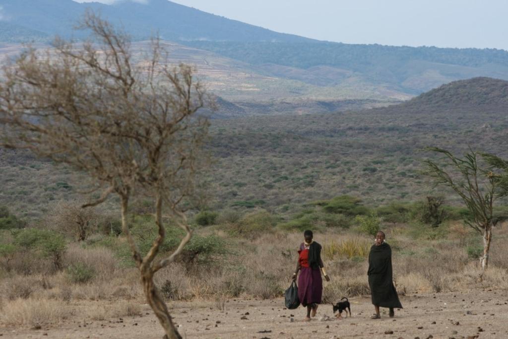 Hadza, Lake Eyasi, Tanzania - De mooiste natuurgebieden in Tanzania