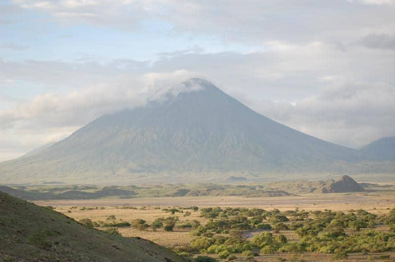 Ol Donyo L'Engai, Lake Natron, Tanzania - De mooiste natuurgebieden in Tanzania