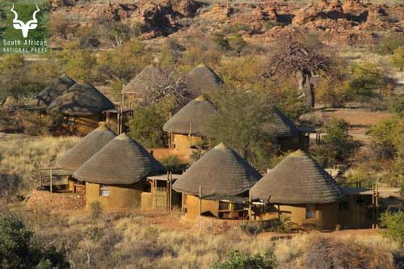 Mapungubwe National Park, Zuid-Afrika - Wildparken in Zuid-Afrika