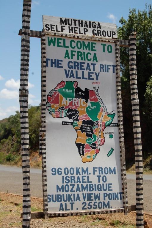 Rift Valley, Tanzania - De mooiste natuurgebieden in Tanzania