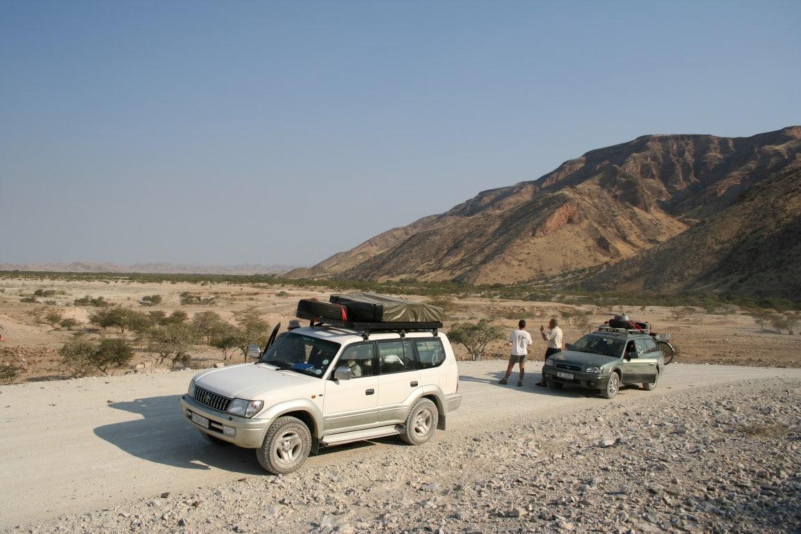 Self-drive Namibie door prachtige landschappen - combinatievakantie Afrika