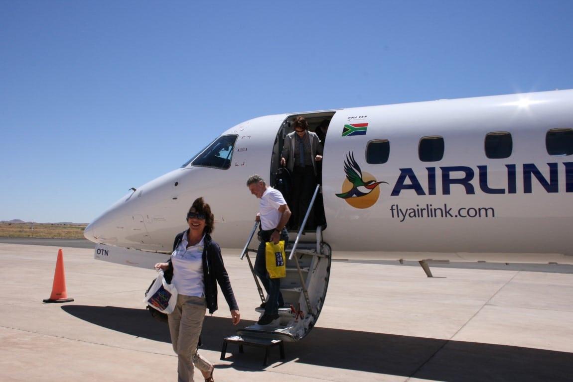 Lijnvlucht Afrika - Combinatie vakantie Afrika