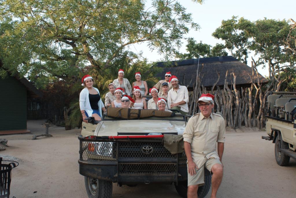 Safari, wildrit, Kerst, Zuid-Afrika - In december naar Zuid-Afrika