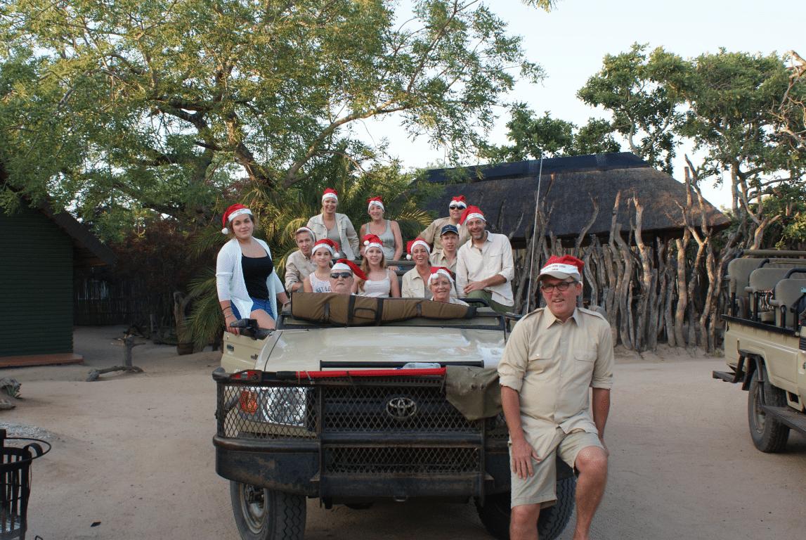 Beste reistijd Zuid-Afrika - Kerst op safari