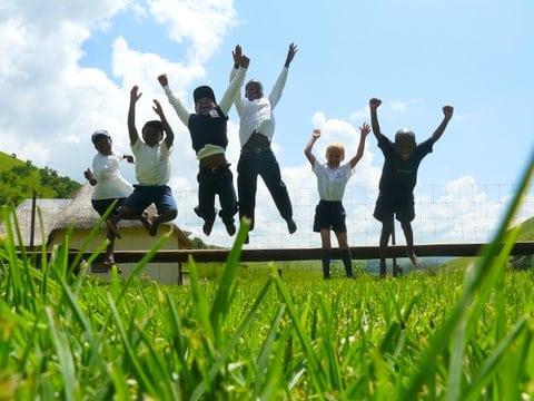 Vakantie, kinderen, school, december - In december naar Zuid-Afrika