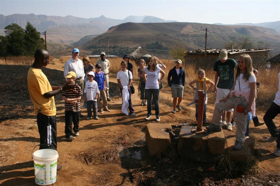 Een 21 daagse rondreis door Zuid-Afrika? Dit is de route langs de hoogtepunten! - Ontmoet de 'locals' in Zululand
